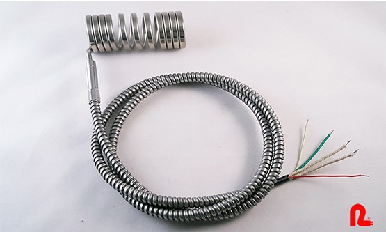 Coiled Nozzle Heaters