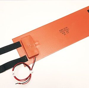 Flexible Heater with Strap
