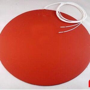 Circle Flexible Heater