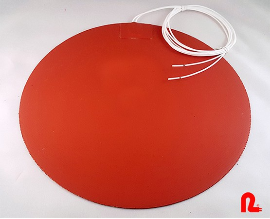 Silicone Rubber | Flexible Heater